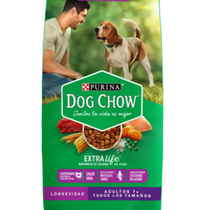 DOG CHOW SENIOR 18 KILOS