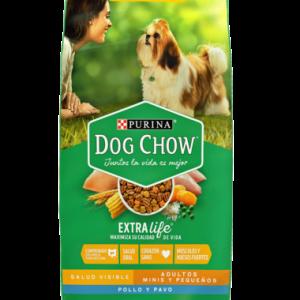 DOG CHOW ADULTO MINIS Y PEQUEÑOS 21 KILOS