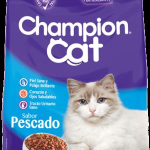 CHAMPION CAT 20 KILOS ( Pescado )