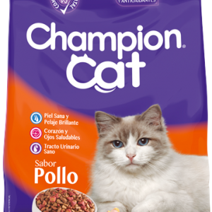 CHAMPION CAT 20 POLLO KILOS