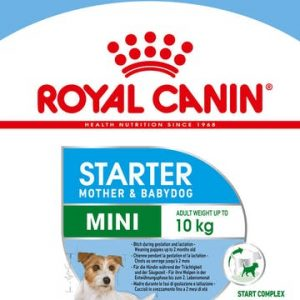 ROYAL CANIN MINI STARTER 3 KILOS
