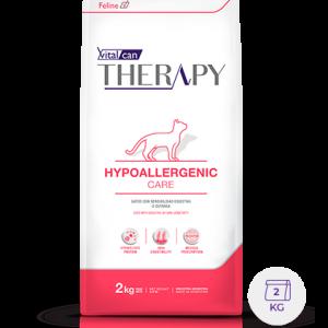 THERAPY FELINE HYPOALLERGENIC 2 KILOS
